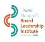 2018 Nonprofit Board Leadership Institute