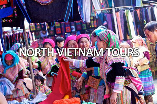 north vietnam tours