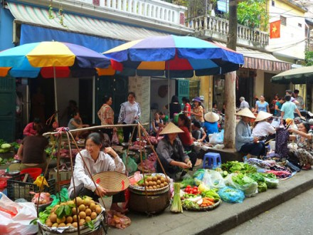 Hanoi Half Day Street Food Tour