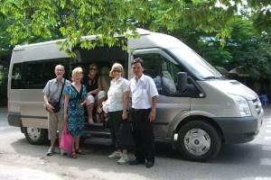 hanoi car rental service