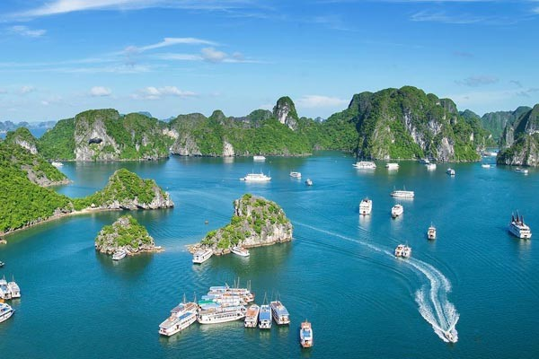 Halong Bay Trip 2 Days - Hanoi Halong Bay Tour Package