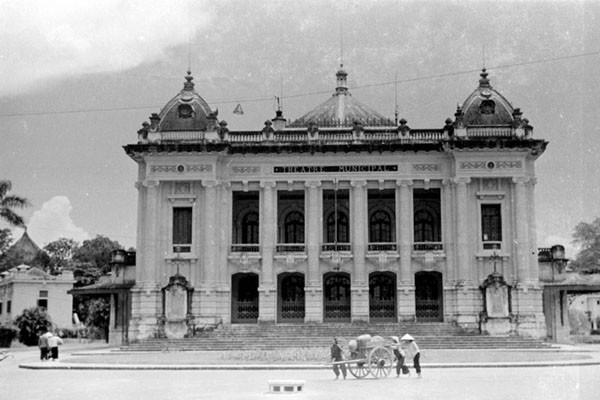 Rare Pictures Of Hanoi In The 19th Century (1)