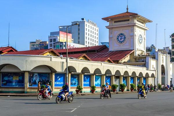Ben Thanh Market - Ho Chi Minh