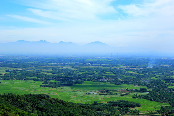 travel hanoi ba vi national park