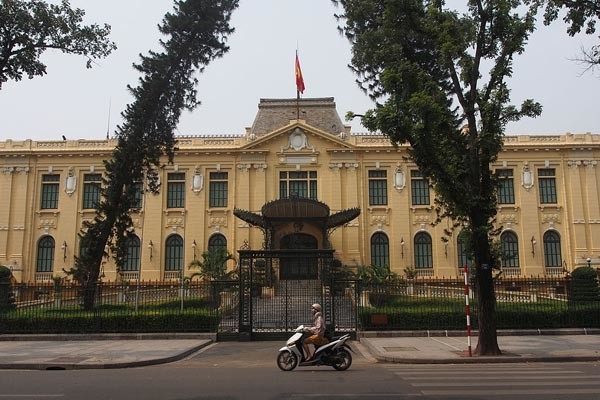 travel hanoi government guest house