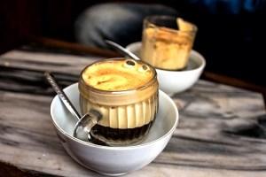 Cà Phê Trứng (Vietnamese Egg Coffee)