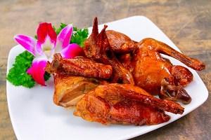 Chim Quay (BBQ Pigeon)