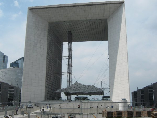 La Grande Defense, Paris