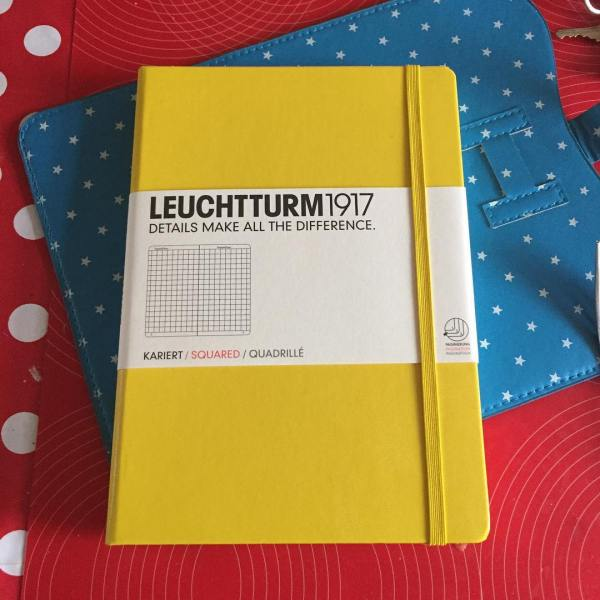 New Bullet Journal