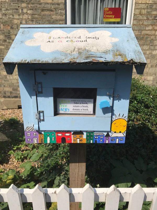 Little Lending Library