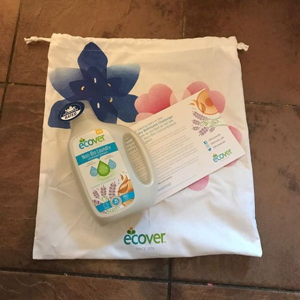 Ecover Laundry Challenge