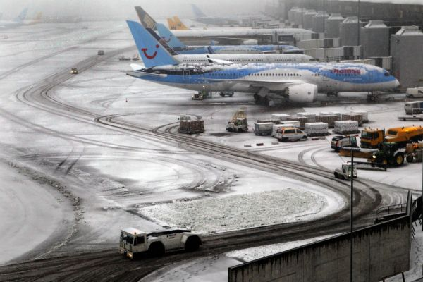 What to do If Bad Weather Affects your Flight at Christmas