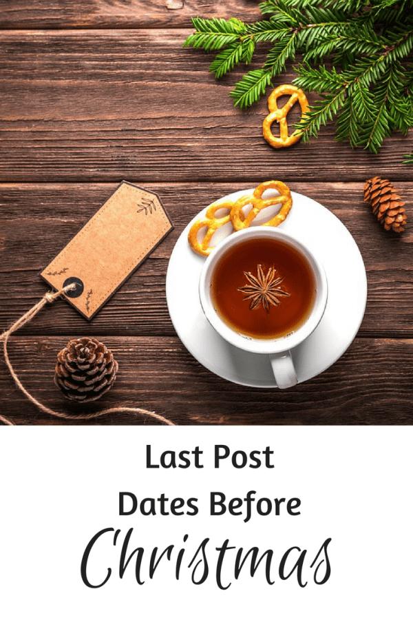 Last Post Dates
