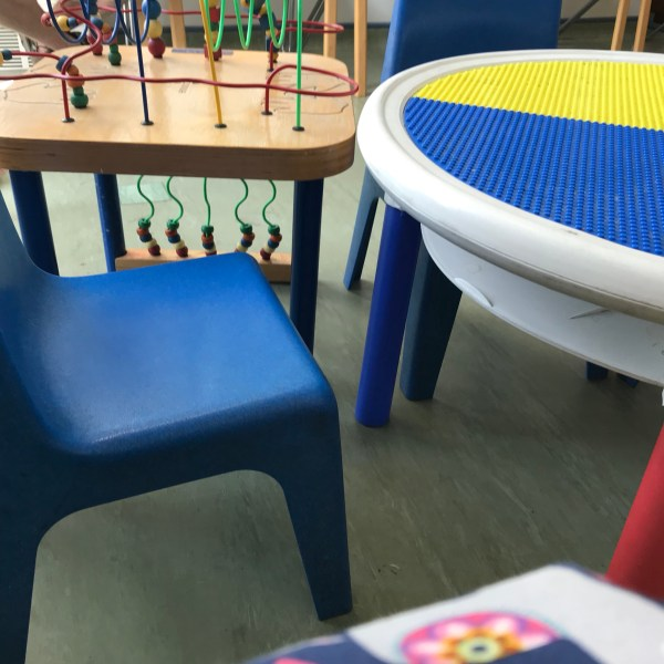 The Paediatric Waiting Room