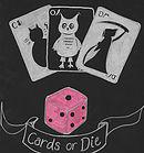Cards or Die - Guest Post - July 2018