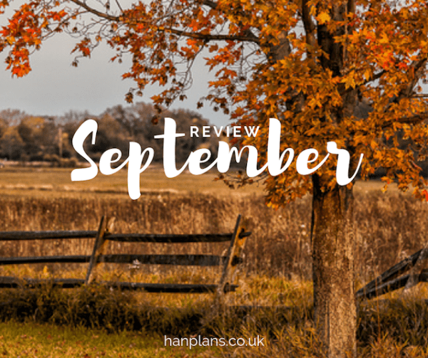 Monthly Review: September