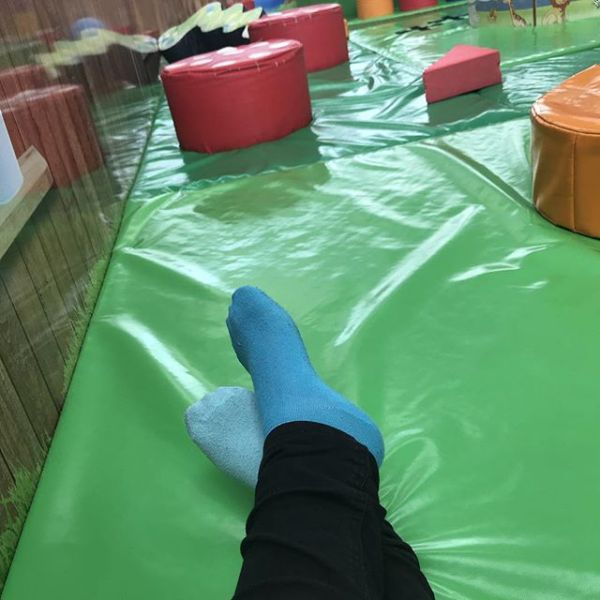 Soft Play in the Shopping Centre