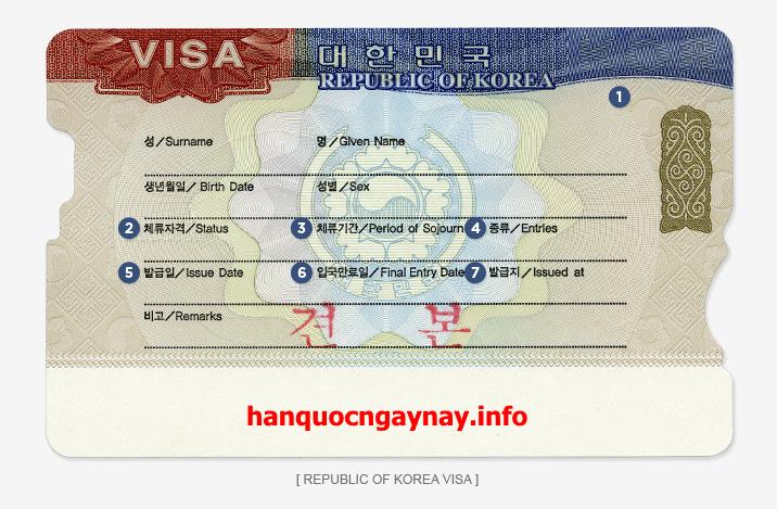 F-2-99: visa cư trú dài hạn cho người ở Hàn Quốc lâu năm