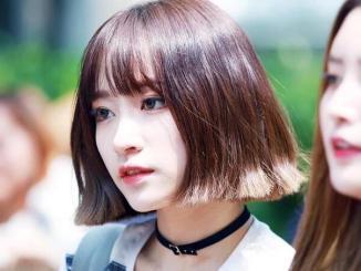 韓国 アイドル ボブ