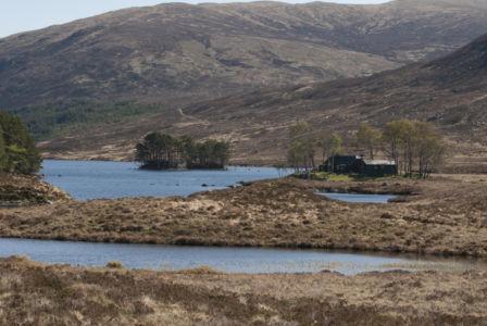 Corrour Scotland 2007-13