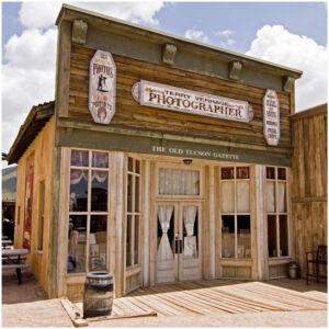 Old Tucson Photographer