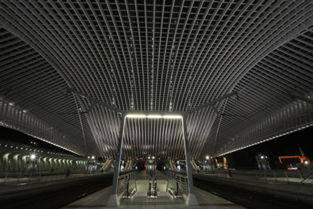 Station Luik-Guillemins 2013-2