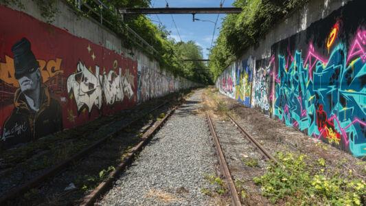 Verlaten Metro Charleroi 2019-22