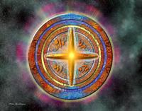 Venus-Galactic-Cross