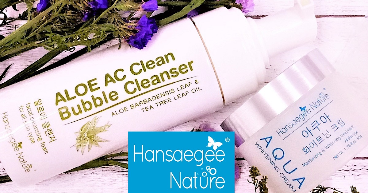 Hansaegee Product help to improve sensitive skin