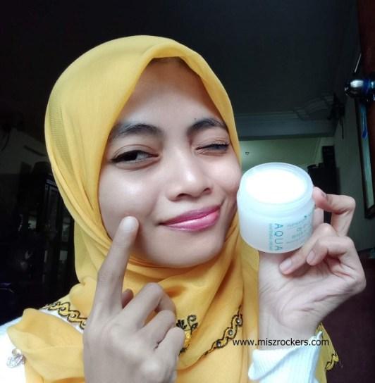 Aqua whitening cream 17th Feb 2019