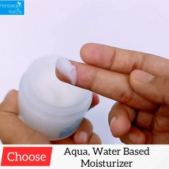 Water Based Moisturizer