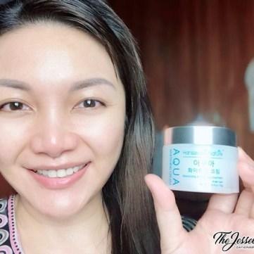 Aqua Whitening Cream 15th May 2019