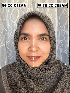 Pengalaman Menggunakan Hansaegee Nature Gold Nano CC Cream