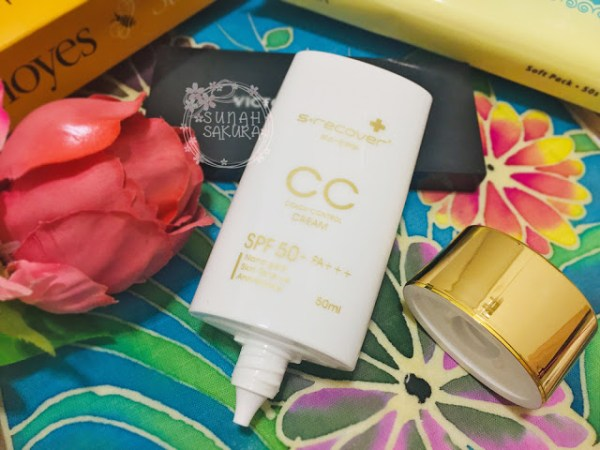 gold nano cc cream hansaegee nature