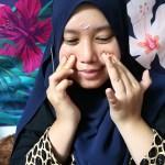 Cara penggunaan Aqua Whitening Cream Hansaegee Nature 2