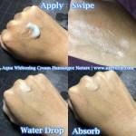 Texture Pelembap muka water based