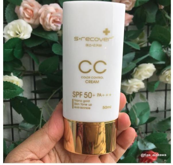 Gold Nano CC Cream 1