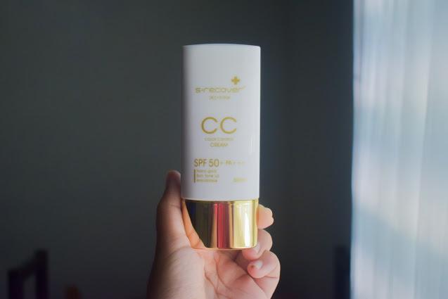 Gold Nano CC Cream Sebagai Pelindung Matahari