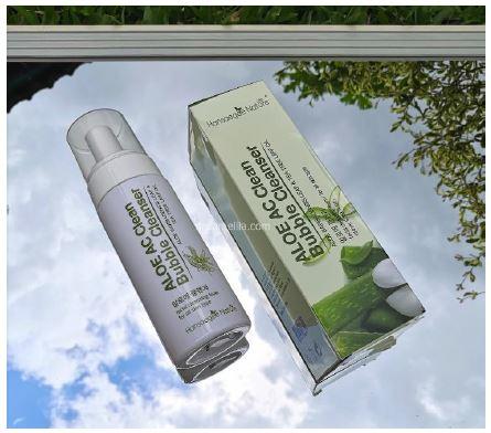 Pencuci Muka Aloe Vera Yang Bersih dan Tak Mengeringkan Kulit 2