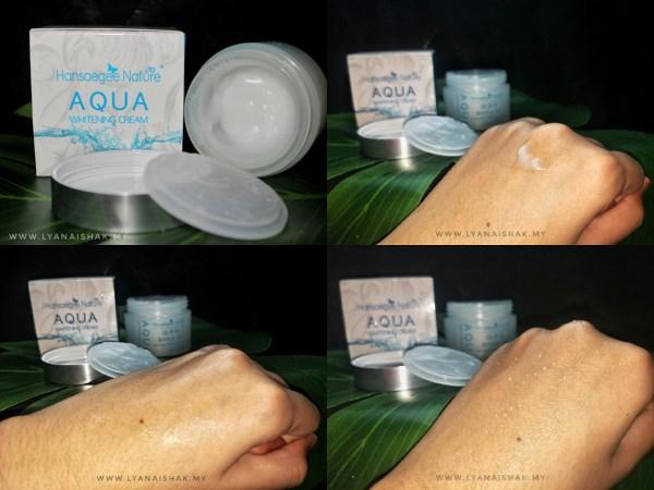 Macam Mana Nak Guna Aqua Whitening Cream