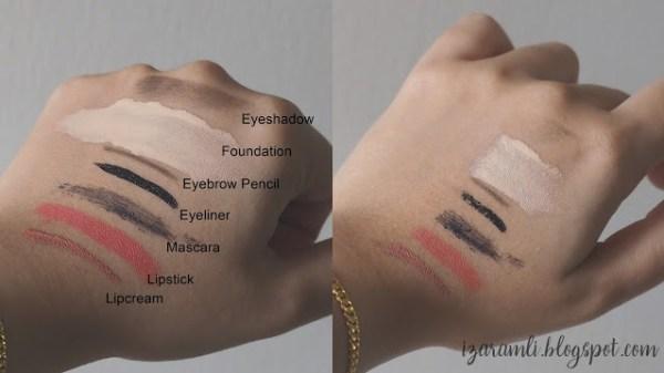 Test Remove Makeup
