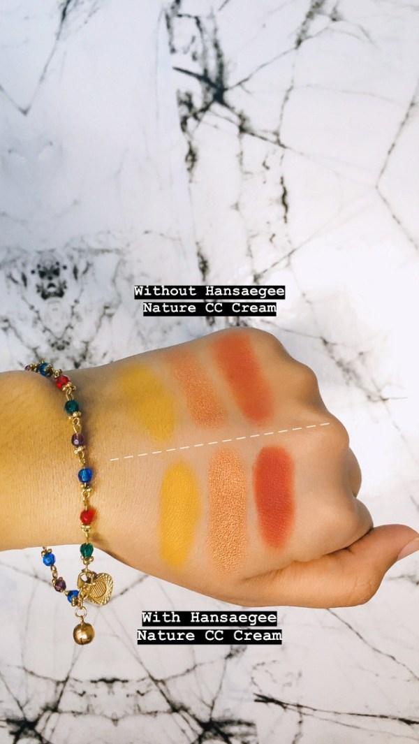 makeup nampak pigmented