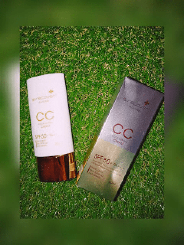 packaging gold nano cc cream