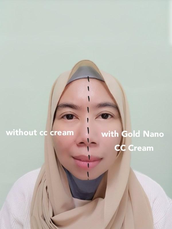 perbezaan dua muka