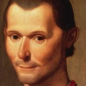 Niccolò Machiavelli. Afbeelding: Wikicommons