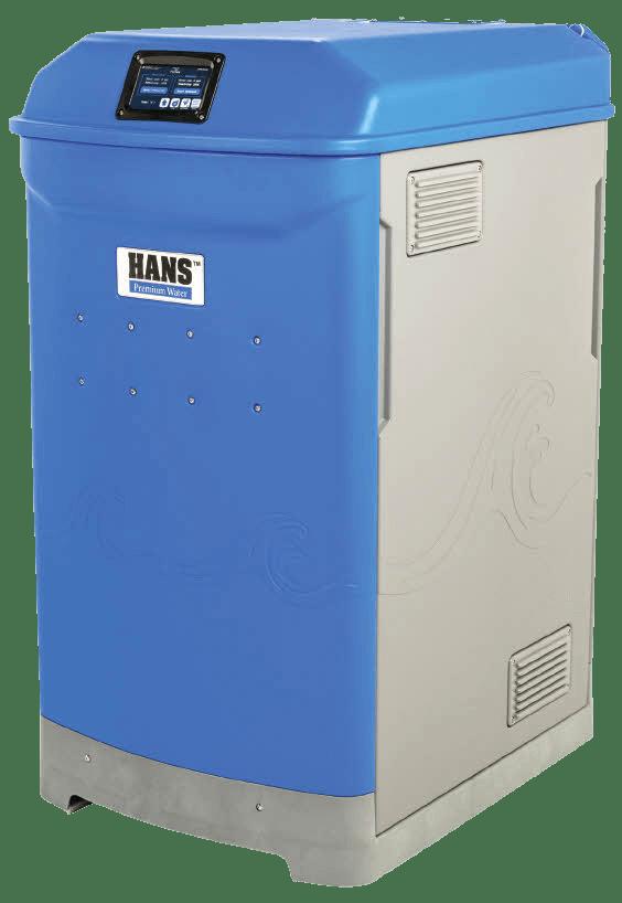 HANS™ Premium Water Appliance Model 2