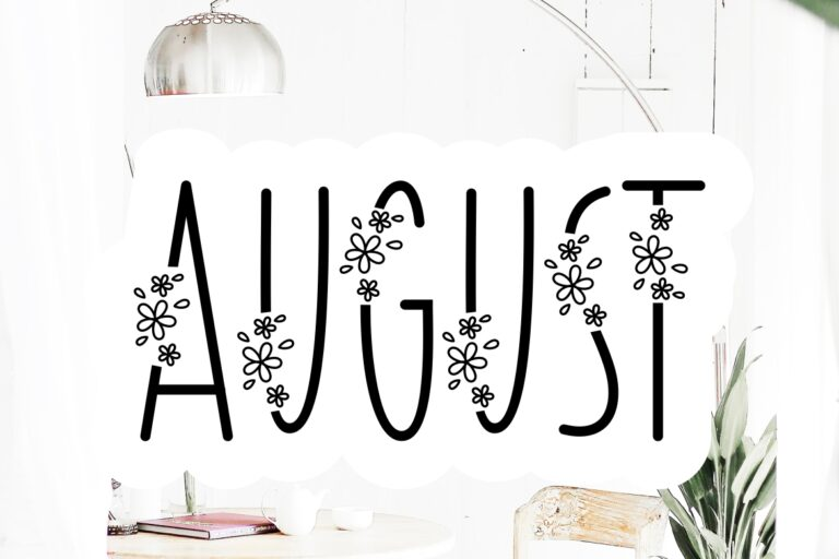 Preview image of August