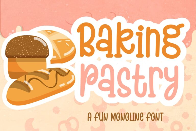 Preview image of Baking Pastry