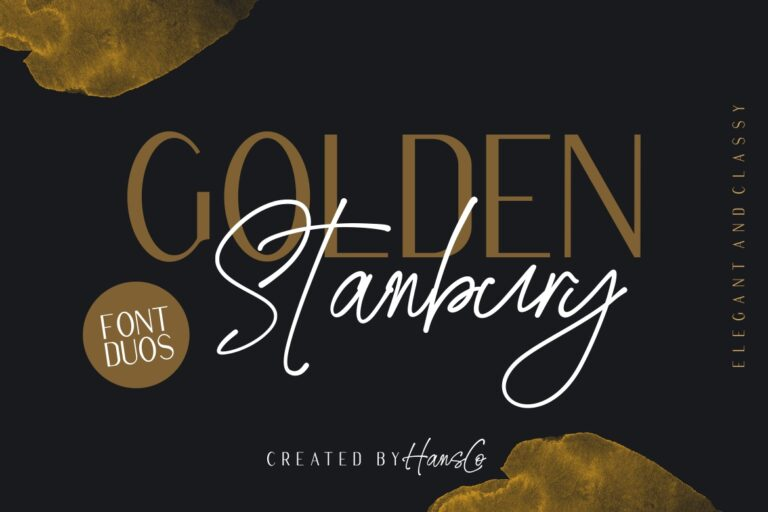 Preview image of Golden Stanbury