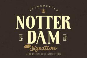 Notter Dam